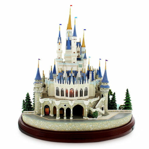Castelo Cinderela Disney Miniatura Diorama2 510x510 - Castelo da Cinderela Disney Diorama Réplica Oficial