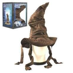 Chapéu Seletor Eletrônico Harry Potter US