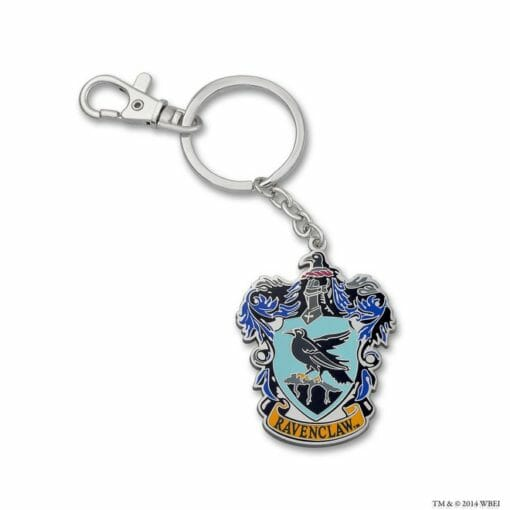 Chaveiro oficial Harry Potter Corvinal 510x510 - Chaveiro Brasão Corvinal Oficial Harry Potter