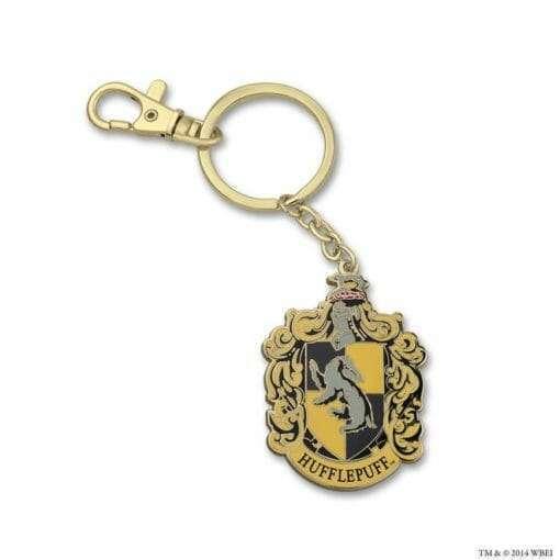 Chaveiro oficial Harry Potter Lufa Lufa 510x510 - Chaveiro Brasão Lufa-Lufa Oficial Harry Potter