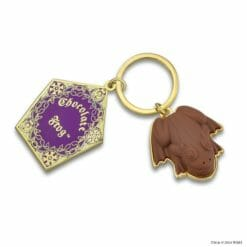 Chaveiro Sapo de Chocolate Oficial Harry Potter