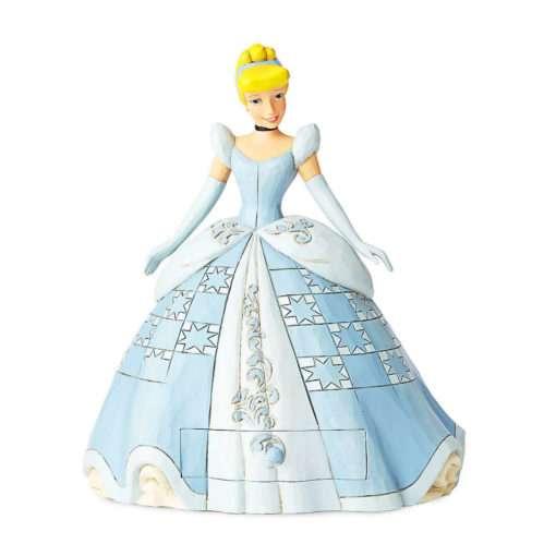 Cinderela estátua Edição Encantos Disney by Jim Shore