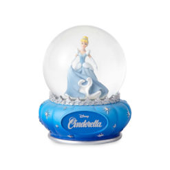 Globo de Neve Cinderela Couture de Force Disney Enesco