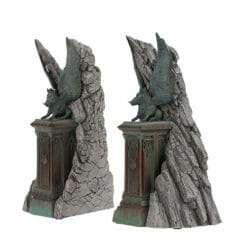 Conjunto 2 Apoios para Livros Portal de Hogwarts Oficial Universal Studios 247x247 - Apoios para Livros Portal de Hogwarts Oficial