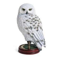 Estátua Coruja Edwiges Harry Potter Réplica Oficial