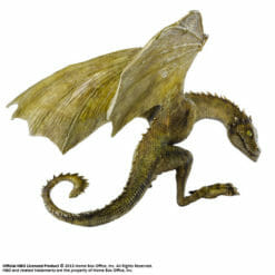 DRAGÃO RHAEGAL BABY GAME OF THRONES OFICIAL HBO NN0073 247x247 - Dragão Rhaegal Baby Game of Thrones