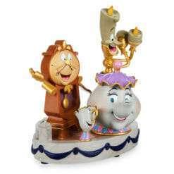 Decoracao Criados da Fera de A Bela e a Fera Disney5 247x247 - Estátua Objetos Encanados A Bela e a Fera Oficial Disney