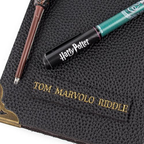 Kit Mágico Harry Potter Diário de Tom Riddle