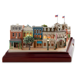 Disney World Resort Market House Miniature 247x247 - Review Castelo Cinderela Disney Versão Diorama