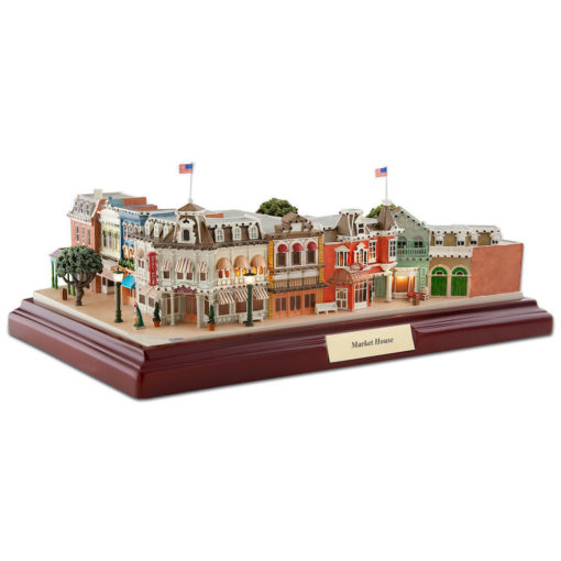 Walt Disney World Resort Market House Diorama Oficial