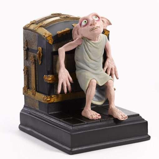 Dobby Estatua Apoio para Livros Oficial Noble Collection 510x510 - Dobby Estátua Apoio para Livros Oficial