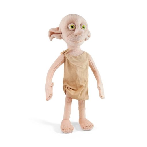 Dobby Pelucia Harry Potter Noble Collection4 510x510 - Boneco Dobby Pelúcia Oficial Harry Potter