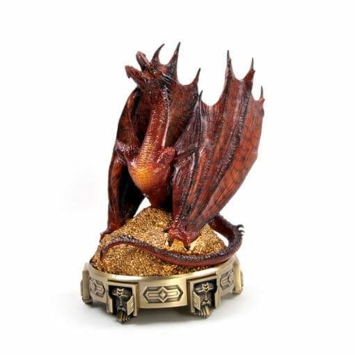 Dragao Smaug Queimador de Incenso Replica Oficial Noble Collection2 510x510 - Dragão Smaug Queimador de Incenso Réplica Oficial