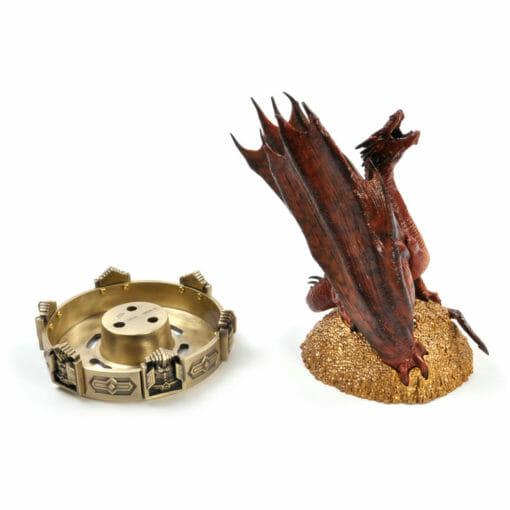 Dragao Smaug Queimador de Incenso Replica Oficial Noble Collection5 510x510 - Dragão Smaug Queimador de Incenso Réplica Oficial