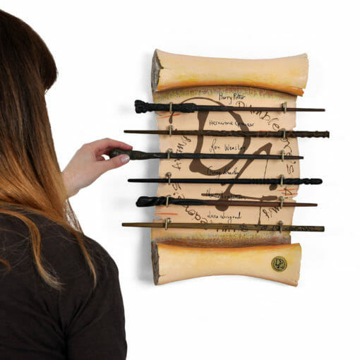 Expositor 6 Varinhas Armada Dumbledore