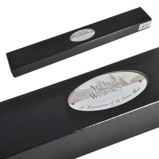 E1016165 6 510x510 - Varinha Arthur Weasley Oficial