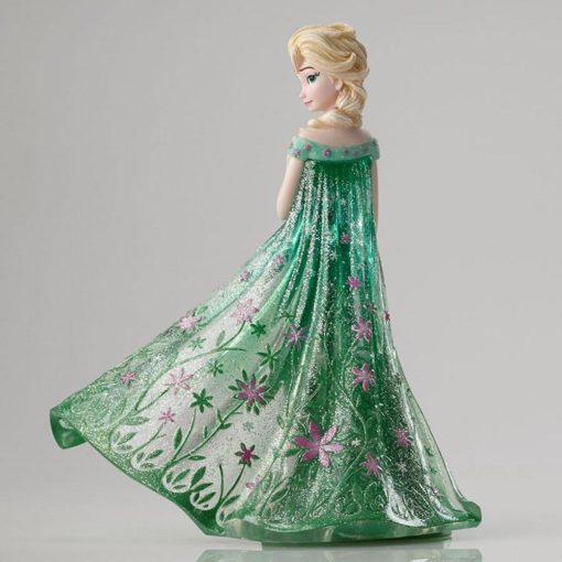 Elsa disney showcase enesco vestido verde 510x510 - Elsa Frozen Vestido de Primavera Disney Enesco