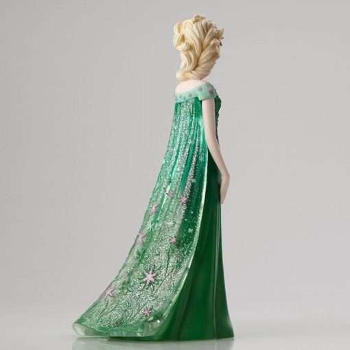 Elsa disney showcase enesco vestido verde2 510x510 - Elsa Frozen Vestido de Primavera Disney Enesco