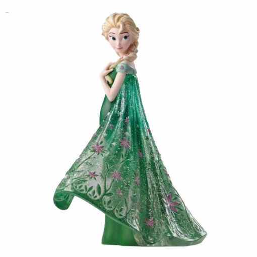 Elsa disney showcase enesco vestido verde3 510x510 - Elsa Frozen Vestido de Primavera Disney Enesco
