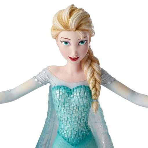Elsa disney showcase enesco4 510x510 - Elsa Frozen Momento Cinematográfico Disney Enesco