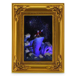 Fantasia Magic in the Stars Gallery of Light by Olszewski 247x247 - Quadro Mickey Magia das Estrelas Gallery of Light