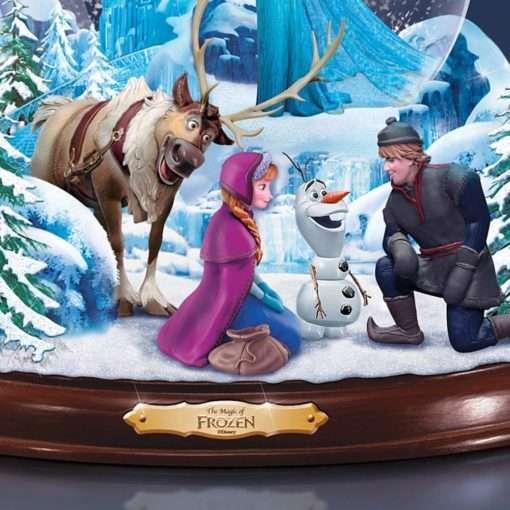 Frozen Globo de Neve edicao limitada 510x510 - Globo de Neve Musical Disney Frozen Uma Aventura Congelante