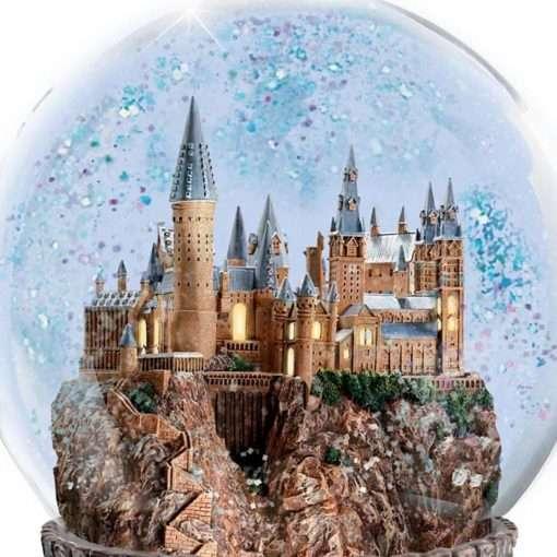 Glogo de Neve Harry Potter trem6 510x510 - Globo de Neve Castelo Hogwarts Musical
