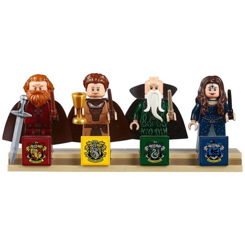HARRY POTTER LEGO 71043 CASTELO DE HOGWARTS 12 800x800 - Lego lança Castelo de Hogwarts Harry Potter com mais de 6 mil peças.