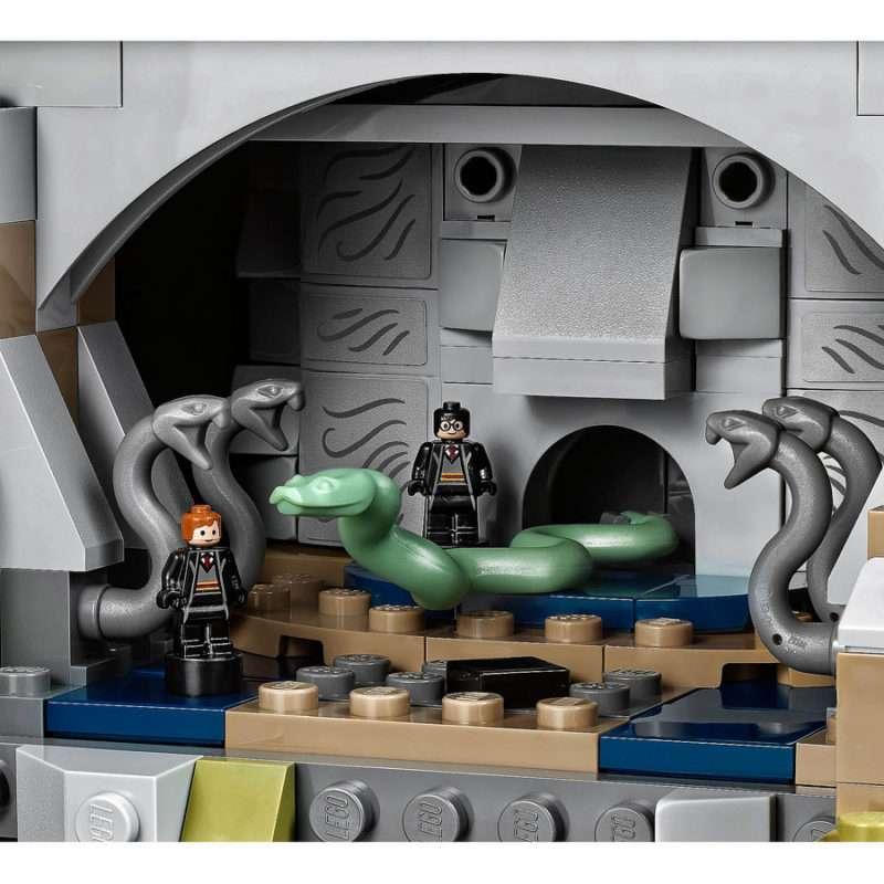 HARRY POTTER LEGO 71043 CASTELO DE HOGWARTS 14 800x800 - Lego lança Castelo de Hogwarts Harry Potter com mais de 6 mil peças.