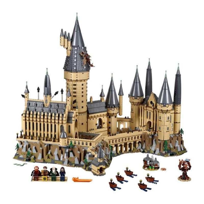 HARRY POTTER LEGO 71043 CASTELO DE HOGWARTS 800x800 - Lego lança Castelo de Hogwarts Harry Potter com mais de 6 mil peças.