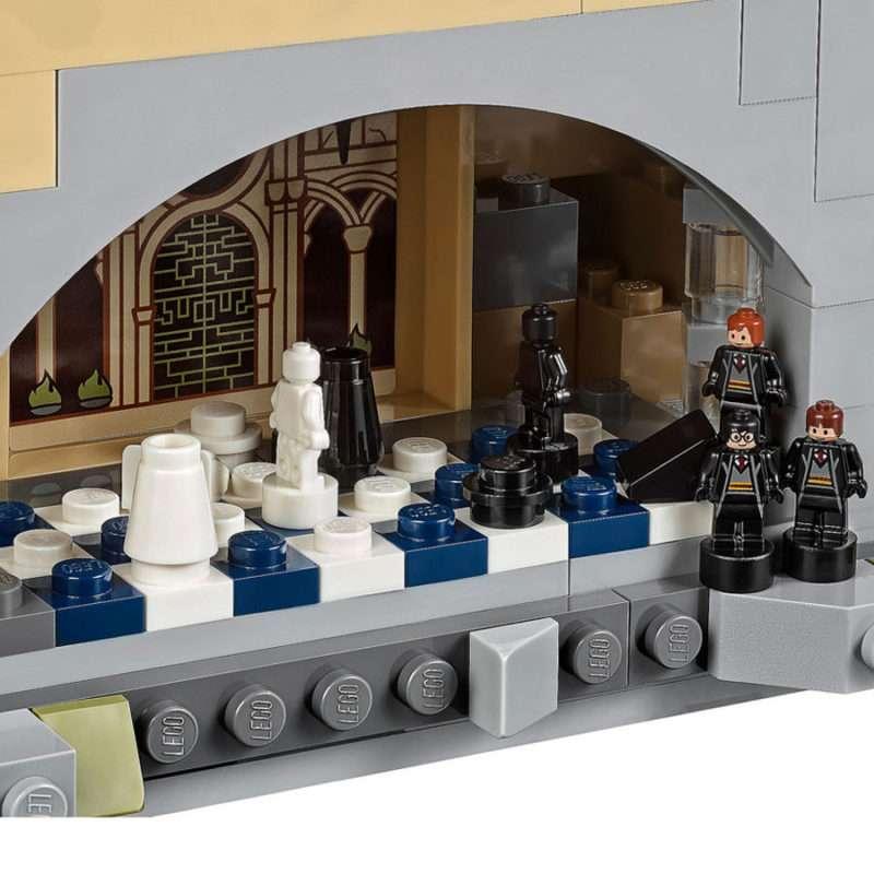 HARRY POTTER LEGO 71043 CASTELO DE HOGWARTS 9 800x800 - Lego lança Castelo de Hogwarts Harry Potter com mais de 6 mil peças.