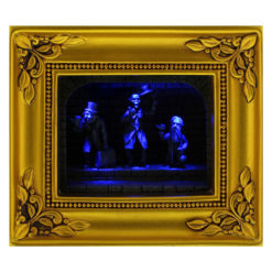 Hitchhiking Ghosts Gallery of Light by Olszewski 247x247 - Review Castelo Cinderela Disney Versão Diorama