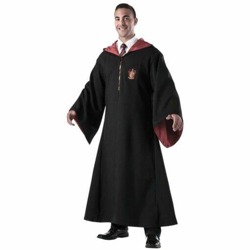 Robe Oficial Grifinória Harry Potter Adulto