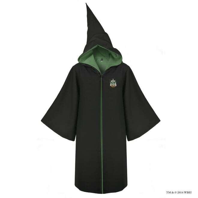 capa oficial harry potter sonserina adulto universal studios robe oficial sonserina harry potter adulto