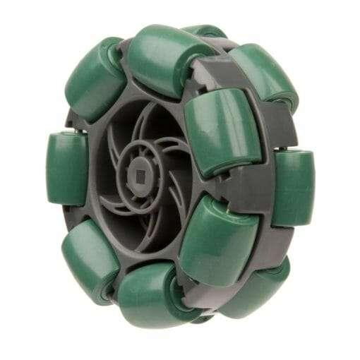 Kit 2 Rodas Robótica Omni-Direcional 7 cm