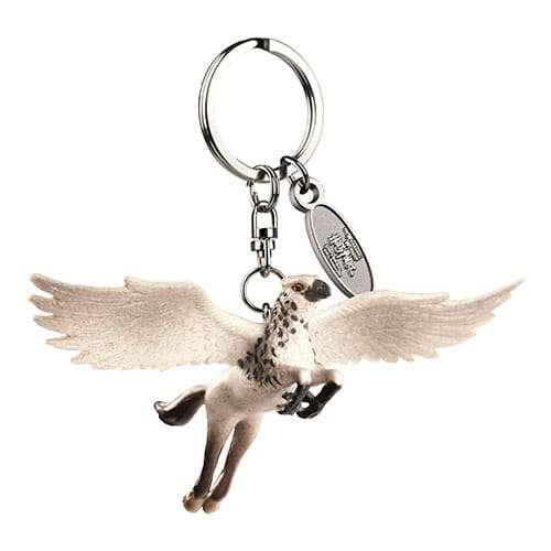 L Buckbeak Dangle Keychain 1230871 - Chaveiro Bicuço Oficial Harry Potter