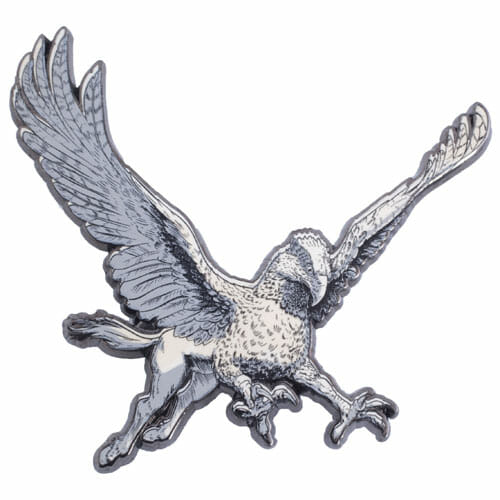 L Buckbeak Pin 1230767 - Pin Hipogrifo Bicuço Oficial Harry Potter