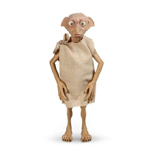 L Dobby Doll 1286662 1 - Boneco Dobby Elfo Harry Potter de Brinquedo