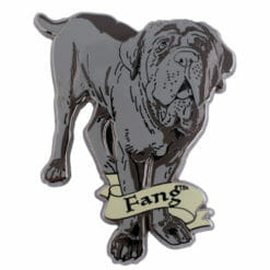 Pin Canino de Hagrid Oficial Harry Potter