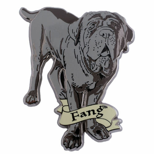 L Fang Pin 1230790 - Pin Canino de Hagrid Oficial Harry Potter