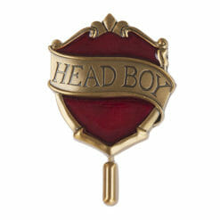 Pin Head Boy Grifinória Oficial Harry Potter