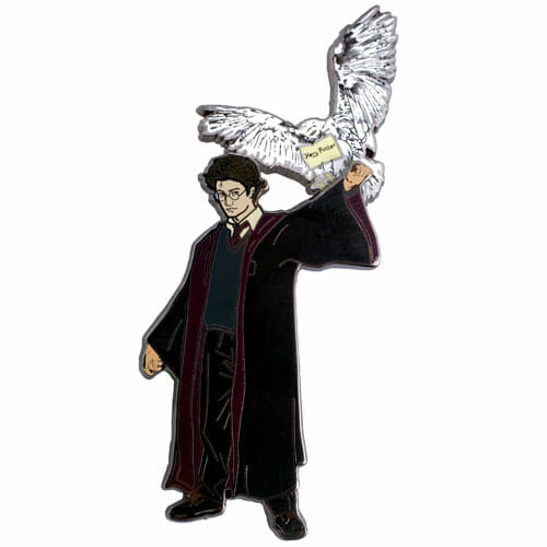 Pin Harry Potter com Edwiges Oficial