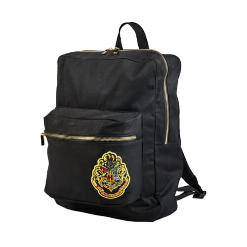 Mochila Canvas Hogwarts oficial Harry Potter