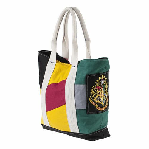 L Hogwarts Tote Bag 1274155 - Bolsa Canvas Hogwarts oficial Harry Potter