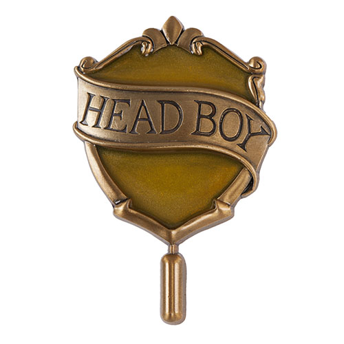 L Hufflepuff Head Boy Pin 1276369 - Pin Head Boy Lufa-Lufa Oficial Harry Potter