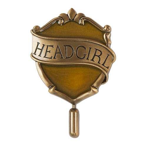 L Hufflepuff Head Girl Pin 1276373 - Pin Head Girl Lufa-Lufa Oficial Harry Potter