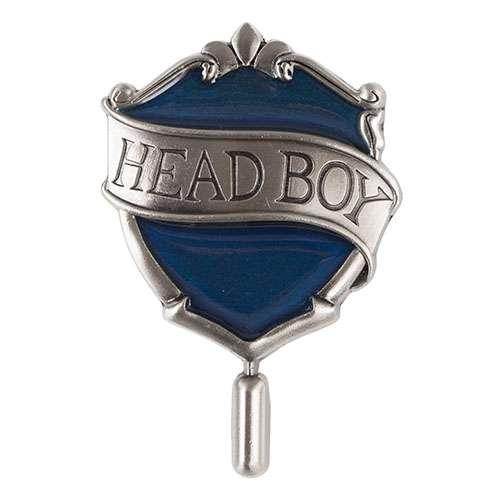 Pin Head Boy Corvinal Oficial Harry Potter