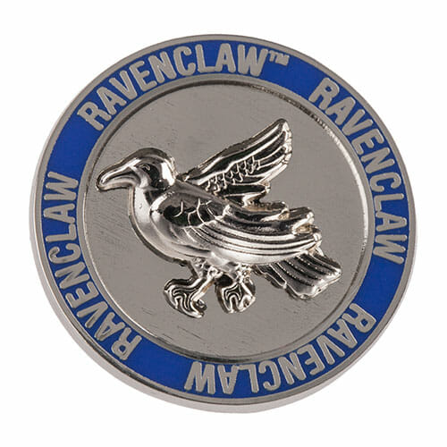 L Ravenclaw House Icon Pin On Pin 1276394 - Pin Mascote Corvinal 3d Oficial Harry Potter