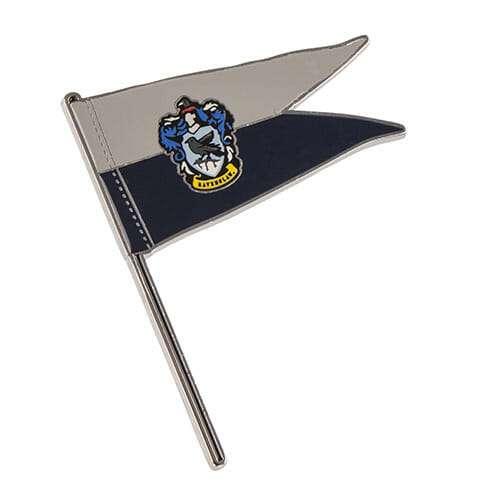 L Ravenclaw Pennant Pin 1267052 - Pin Bandeira Corvinal Oficial Harry Potter