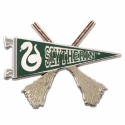 L Slytherin Quidditch Pennant Pin 1230839 247x247 - Pin Sonserina Quadribol Oficial Harry Potter